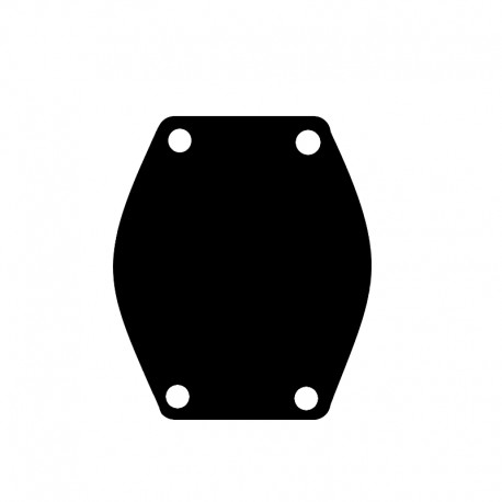 Uszczelka tylna płytka pompy wody (0941183)