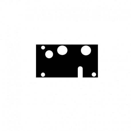 Uszczelka pod rozdzielacz (0050/58-131/0)