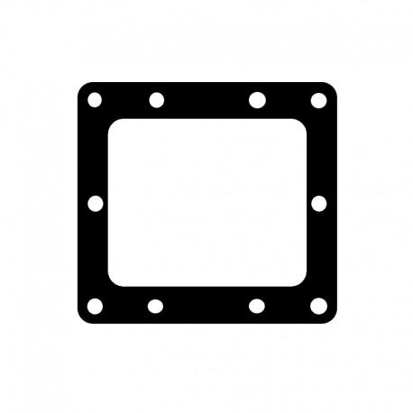 Uszczelka pokrywy dolnej przedniej skrzyni biegów (0050/51-805/0)