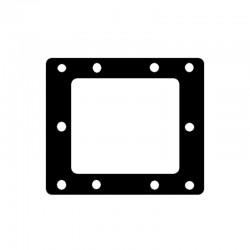 Uszczelka pokrywy dolnej tylnej (0050/51-810/0)