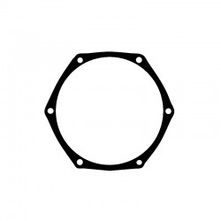 Uszczelka pokrywki obudowy rozrządu/ wałka rozrządu (0050/00-154/1)