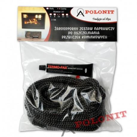 Zestaw naprawczy (sznur DS-T fi 6 + klej)