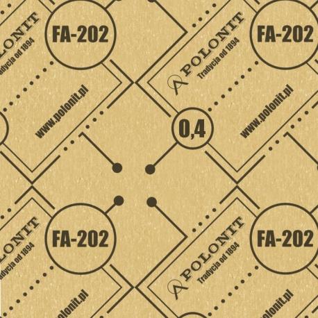 Płyta FA-202 1000*1500*0,4 mm