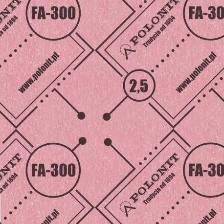 Płyta FA-300 1000*1500*0,4 mm