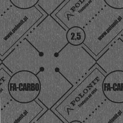 Płyta FA-Carbo 1000x1500x1,0 mm